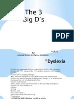 Sped Power Point- Dyslexia 2011[1]
