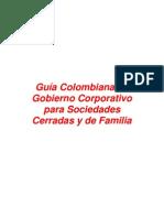 Guia Colombiana de Govierno Corporativo