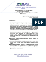 Gestion Integral y Disposicion Final de Epp