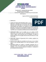 Gestion Integral y Disposicion Final de Epp