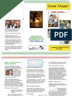 Dental Volunteer Recruitment Flyer in White