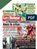 LE BUTEUR PDF du 22/10/2011