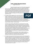The Namesake - Belonging Chapter Analysis