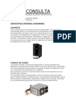 Componentes de Case