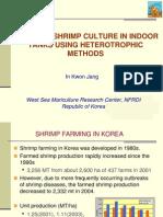 (3-1)Instensive Shrimp Culture(Jang in Kwon)