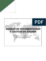 El Despacho Aduanero_gestion Aduanera_cecap 2011