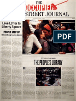 Occupied Wall Street Journal, Issue 3