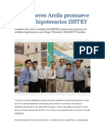 21-Octubre-2011-PuntoMedio-Nerio-Torres-Arcila-promueve-créditos-hipotecarios-ISSTEY