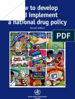 How to Develop and Implement a National Drug Policy, Second Edition (Part4)