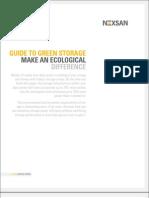 Nexsan Whitepaper Green Storage Guide GA122409-A