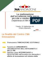 CNA Innovazione-Trieste 25 sett 06 2