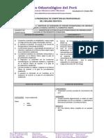 Normas de competencias del cirujano-dentista del COP