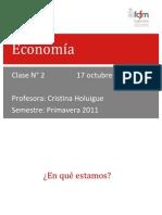IN2201-01_Economia_Clase_2