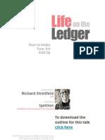Life on the Ledger