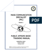 Navedtra 15010 Mc Basic Module 1