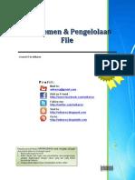 Manajemen Dan Pengelolaan File