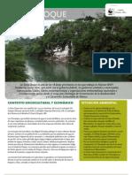 WWF FCS 11 Oaxaca - Selva Zoque