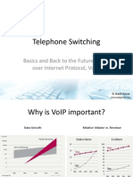 Telephone Switching