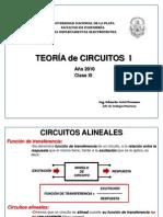 Teoría Circuitos 1 (11 - 12)