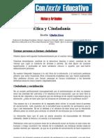 Etica y Ciudadanía