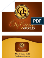 Organo Gold Fundraising Program