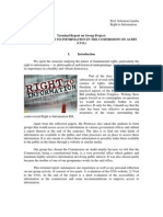 RTI Terminal Paper
