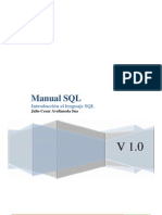 Introduccion a SQL