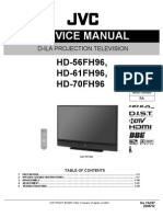 HD-61FH96 Service Manual