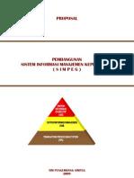 10 Proposal Software Simpeg Kepegawaian