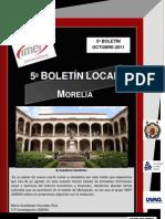 Morelia-Octubre 2011