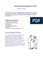 The Fundamental Principles of Judo - Kenji Tomiki