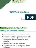 4 Web Interface