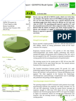 Biocon Ltd Q2FY12 Result Update