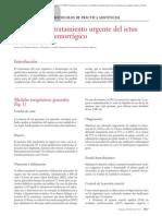 20.006 Protocolo de tratamiento urgente del ictus isquémico y hemorrágico