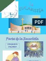 Partes dela Eucaristía