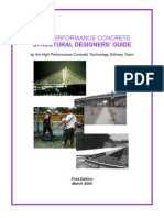 HPC Structural Designers Guide