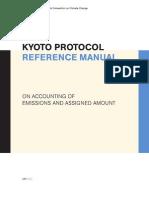 Kyoto Protocol Reference Manual 2008