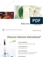 Arbonne Results