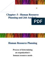 Chapter 5 - HRM Plan