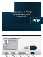 Bancassurance in Practice [Compatibility Mode]
