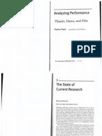 Pavis Analysis