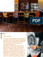 Advanced Bar Training Module 1