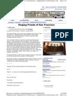 [Write Up] Singing Priests of San Francisco v2