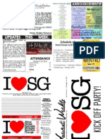 WHM Weekly Newsletter - 16 October 2011