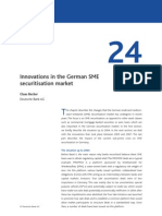 2008 - DB - Innovations German SME CLO
