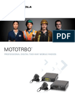 Mototrbo Mobile Brochure