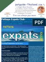 Sunday Meeting Expats Club
