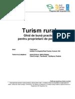 Manual Turism Rural