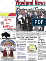 The Wayland News November 2011