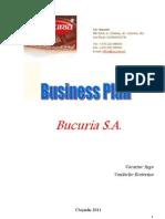 Bucuria Business Plan